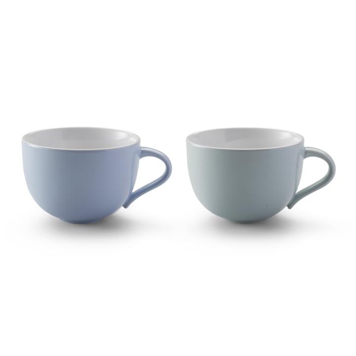 Stelton - Tasses Emma en bleu