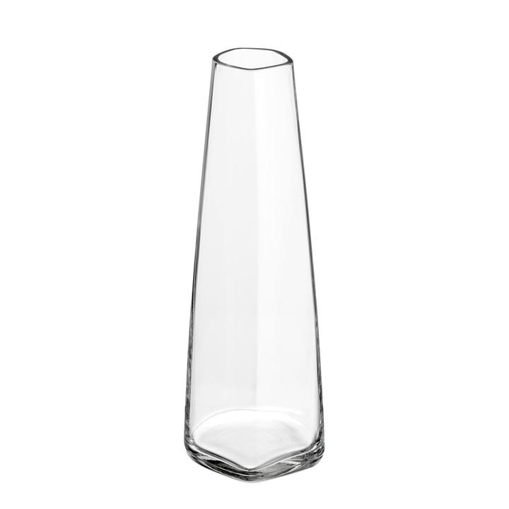 Iittala X Issey Miyake - Vase en verre 180 mm, clair