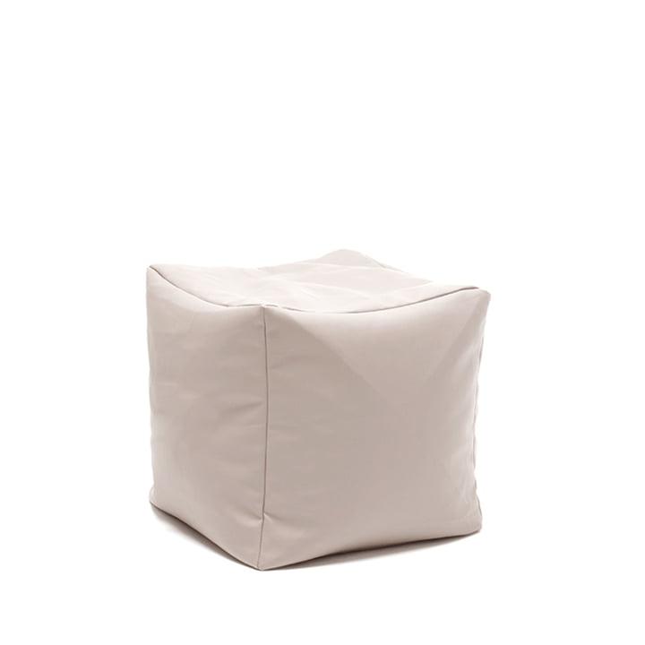 Sitting Bull - Tabouret Checker XL - Outdoor, beige