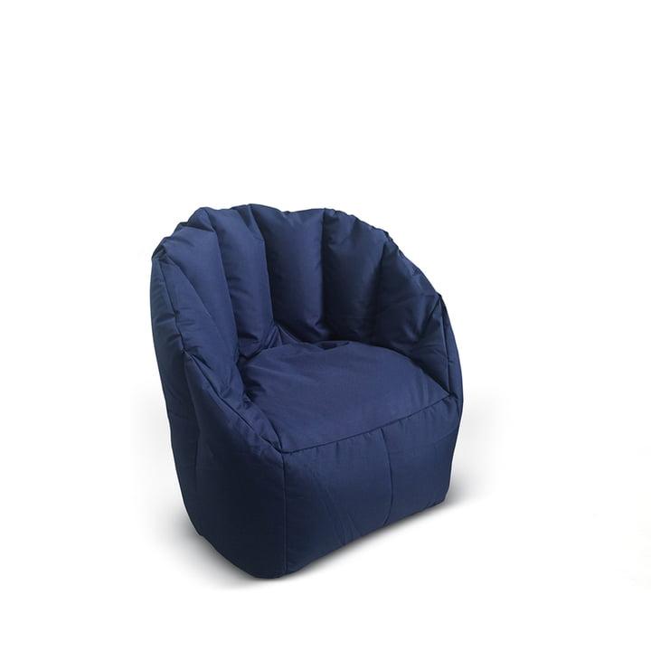 Sitting Bull - Shell Mini, bleu