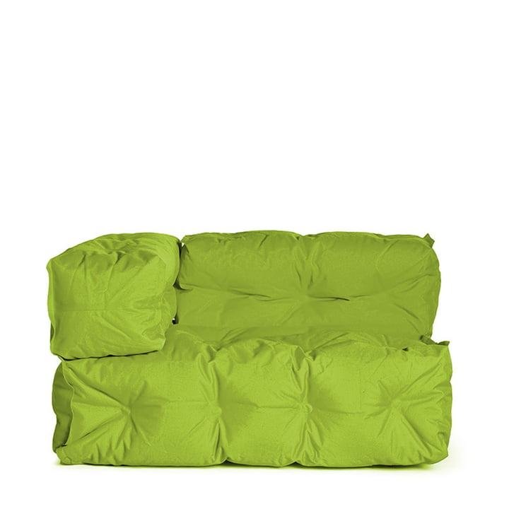 Sitting Bull - Couch II gauche, vert