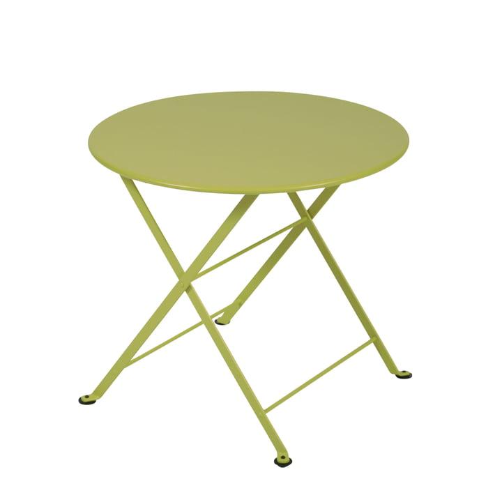 Table basse Tom Pouce de Fermob couleur verveine