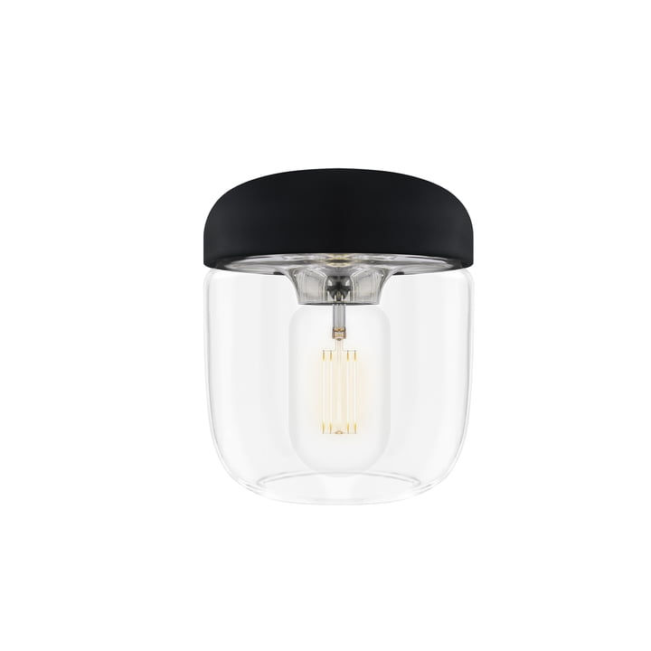 Umage - Acorn Lampe, acier poli
