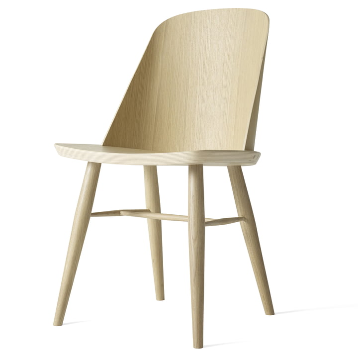 La Synnes Chair de Menu en chêne naturel