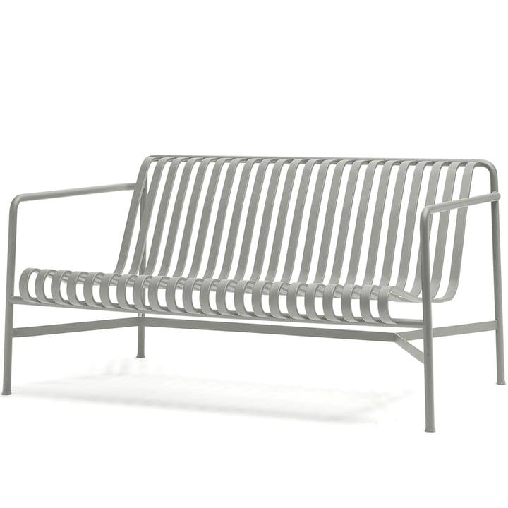Palissade Lounge Canapé de Hay dans la boutique en gris clair