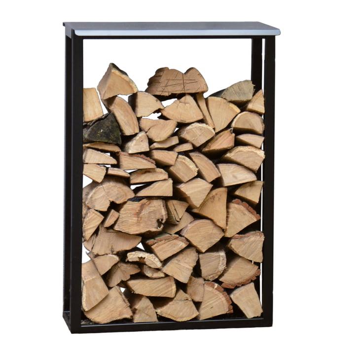 Holzmichel Stockage pour bois de cheminée de Jan-Kurtz