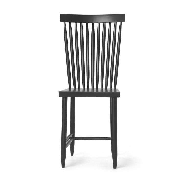 La Family Chair N° 2 en noir de Design House Stockholm