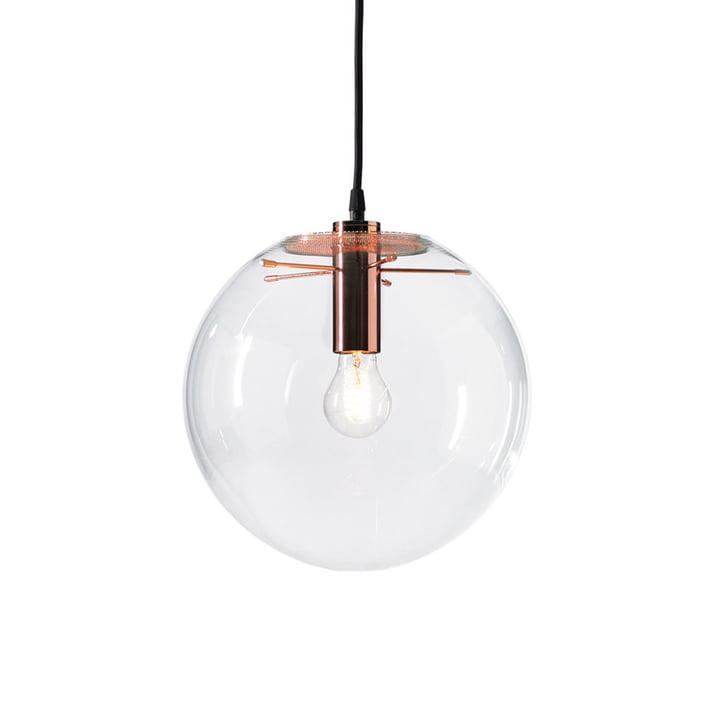 ClassiCon - Selene Suspension lumineuse, cuivre Ø 35 cm