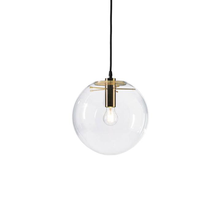ClassiCon - Suspension lumineuse Selene, laiton, Ø 25cm