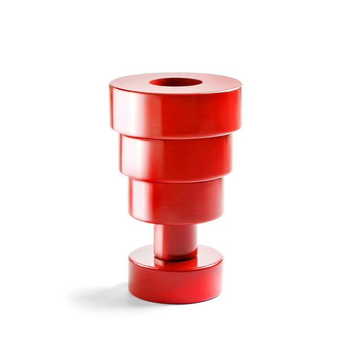 Le vase Calice de Kartell en rouge