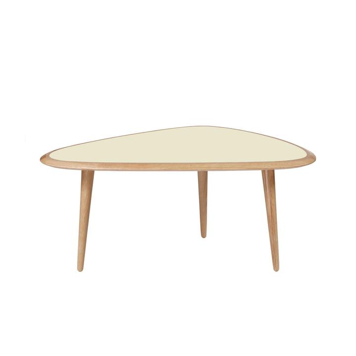 Fifties table basse de red edition en cream (L14)