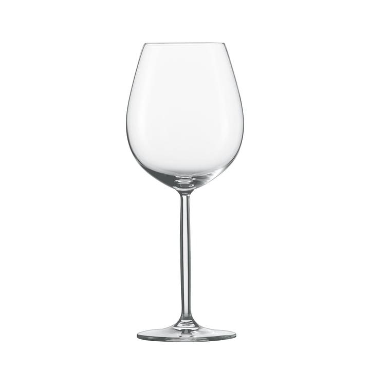 Verre Diva pour le vin rouge et l'eau de Schott Zwiesel