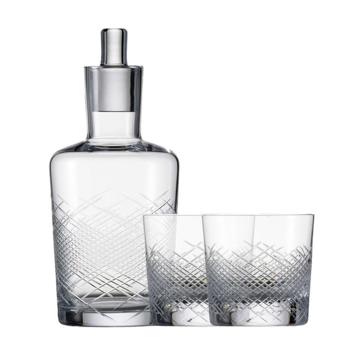 Le service à whisky Hommage de Zwiesel 1872