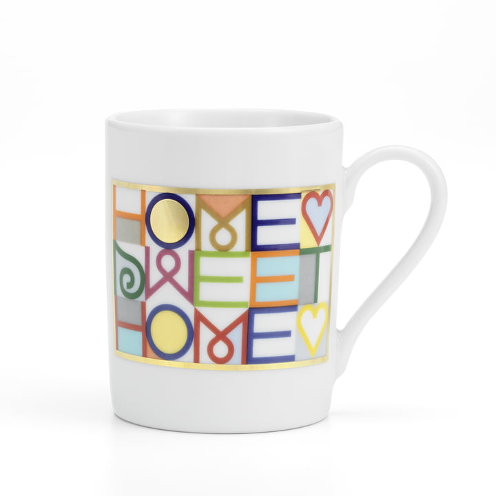 La Coffee Mug, Home Sweet Home par Vitra