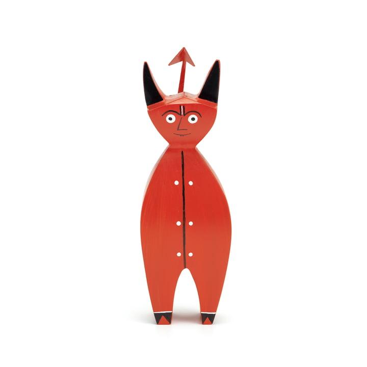 Les poupées en bois Little Devil par Vitra