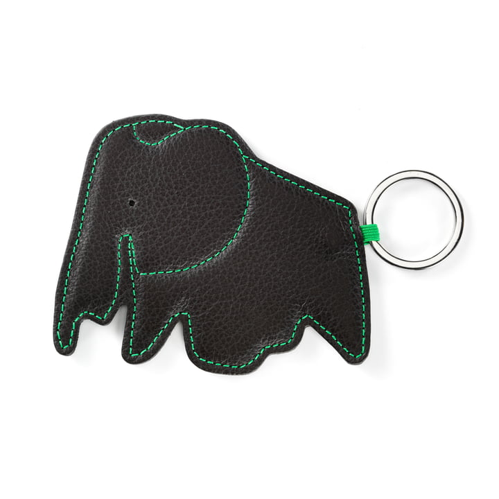 Key Ring Elephant par Vitra en chocolat