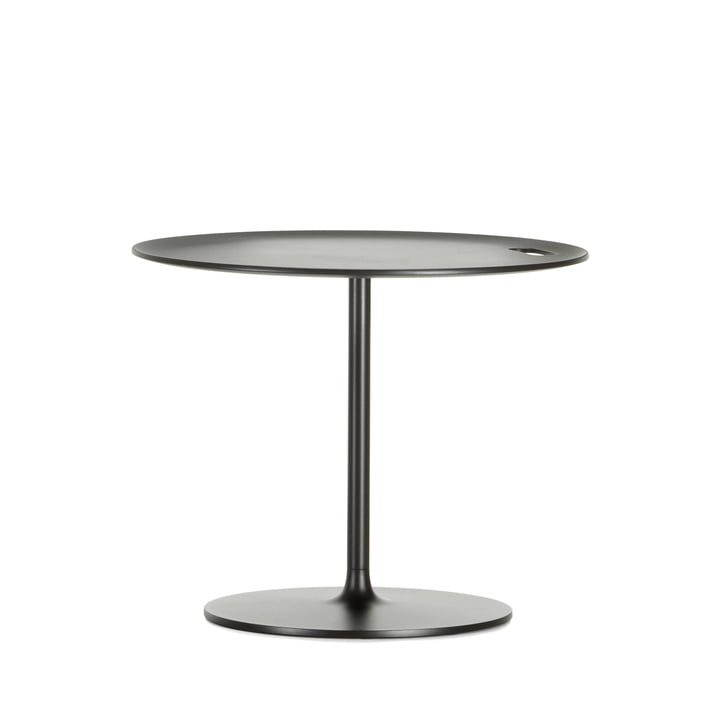 Occasional Low Table 35 par Vitra en aluminium et en métal en chocolat