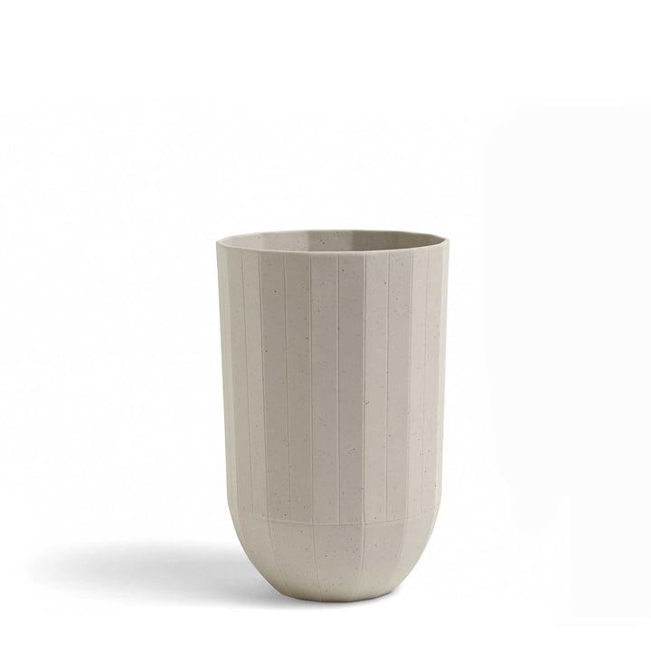 Le vase Paper Porcelain de Hay en M