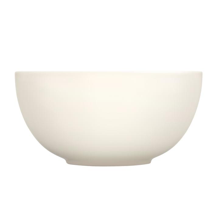 Le bol Teema -Iittala - 3,4L / 23 cm en blanc