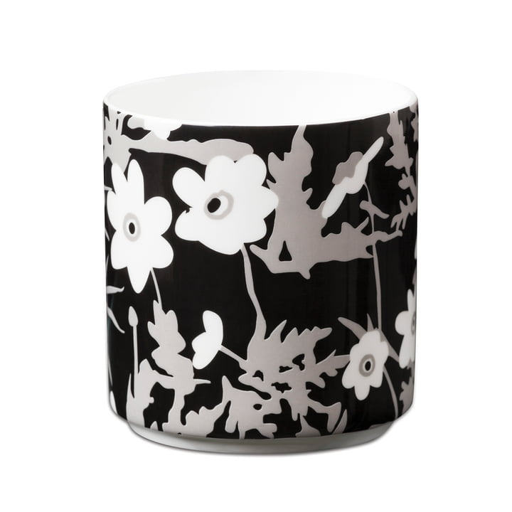 Tasse en porcelaine AJ Vintage Flowers de Design Letters