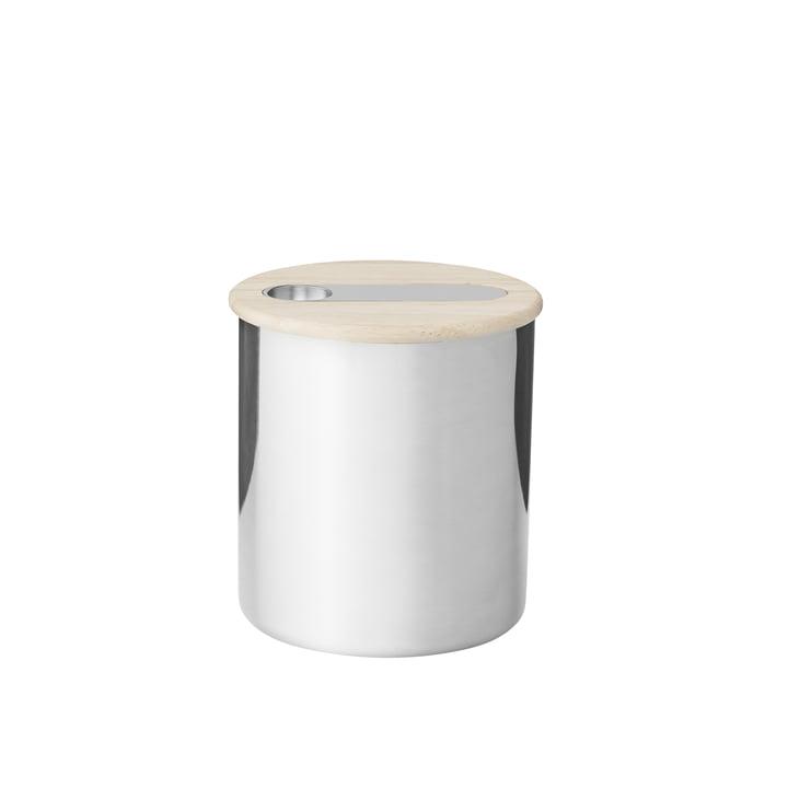 Boîte à thé Scoop avec cuillère small de Stelton
