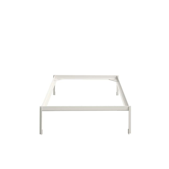 Lit Connect 90 cm de Hay en blanc