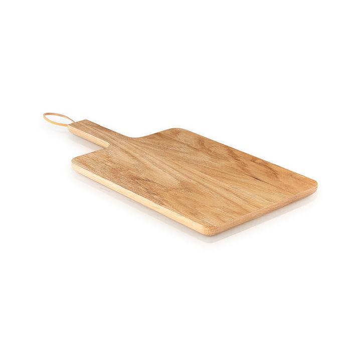 Planche à découper en bois pour cuisine nordique 32 x 24 cm par Eva Solo