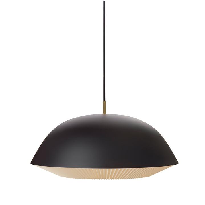 Lampe à suspension Caché XL de Le Klint en noir
