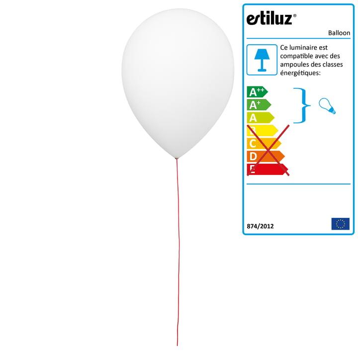 Applique murale Balloon de Estiluz