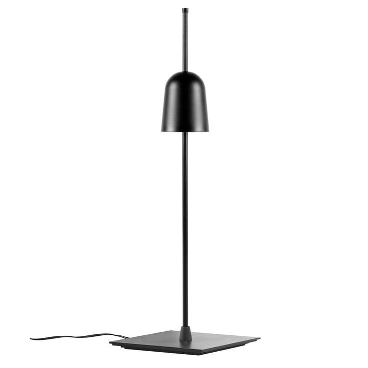 Lampe de table Ascent de Luceplan en noir