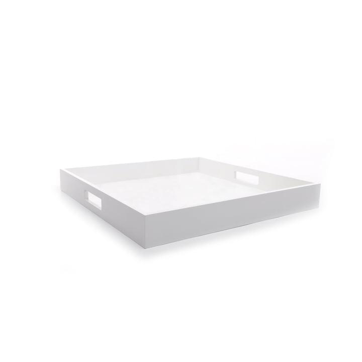 Plateau Zen Small de XLBoom en blanc