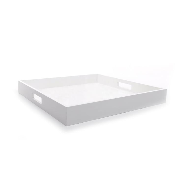 Plateau Zen Medium de XLBoom en blanc