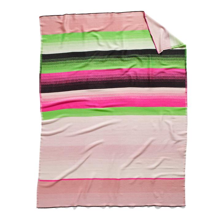 Couverture en laine Colour Plaid, couleur: Nr. 4 de Hay