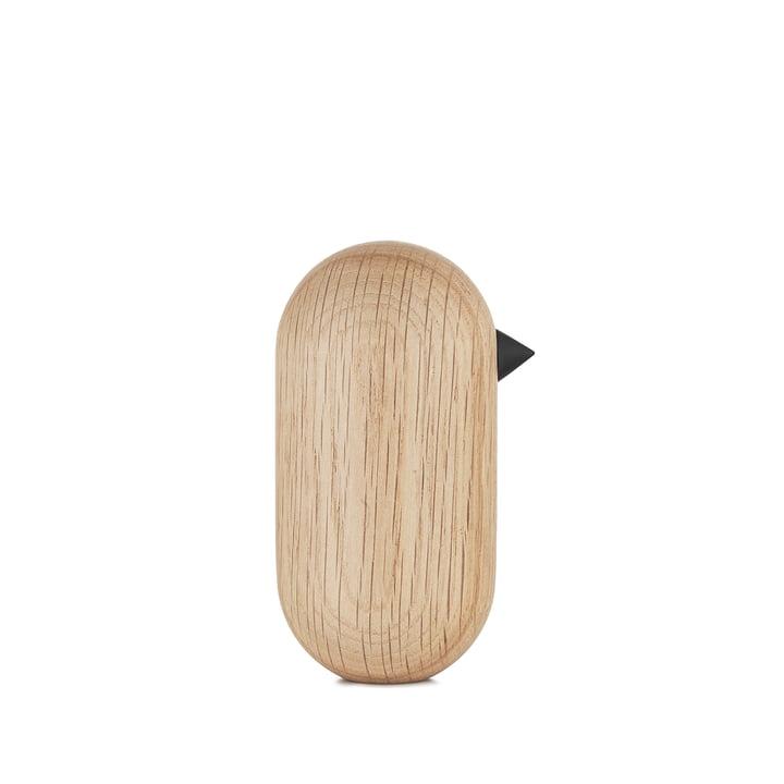 Little Bird 10cm de Normann Copenhagen en bois de chêne