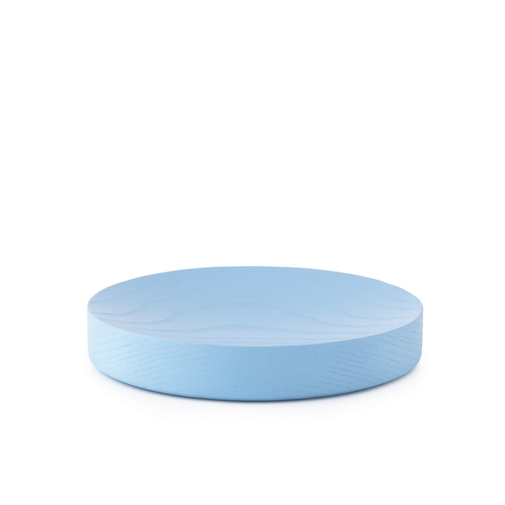 Moon Tray Large de Normann Copenhagen en Powder Blue