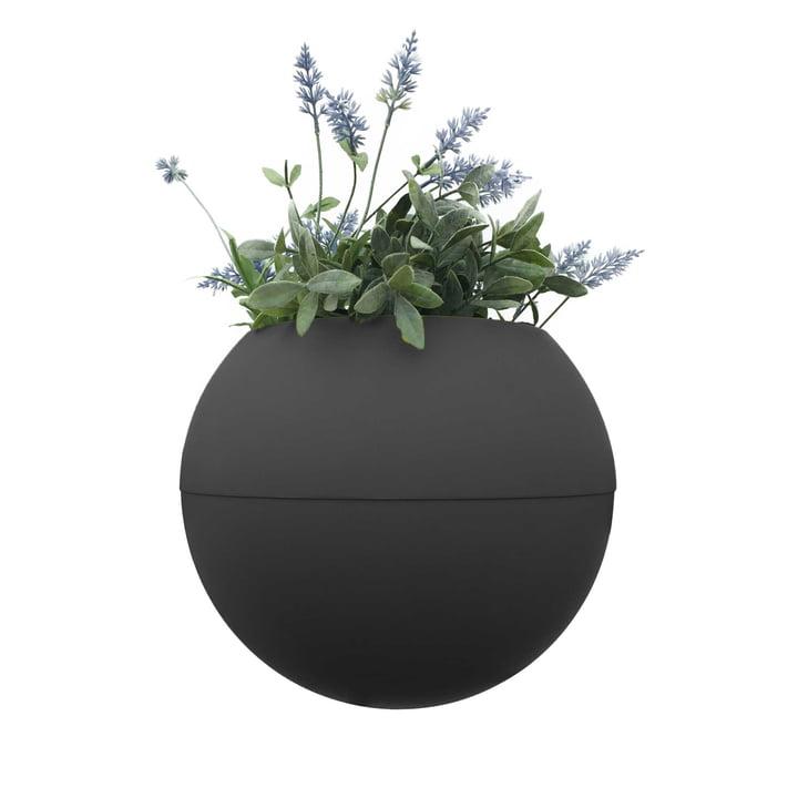 The rephorm - pot de boules de fleurs en graphite de Ballcony