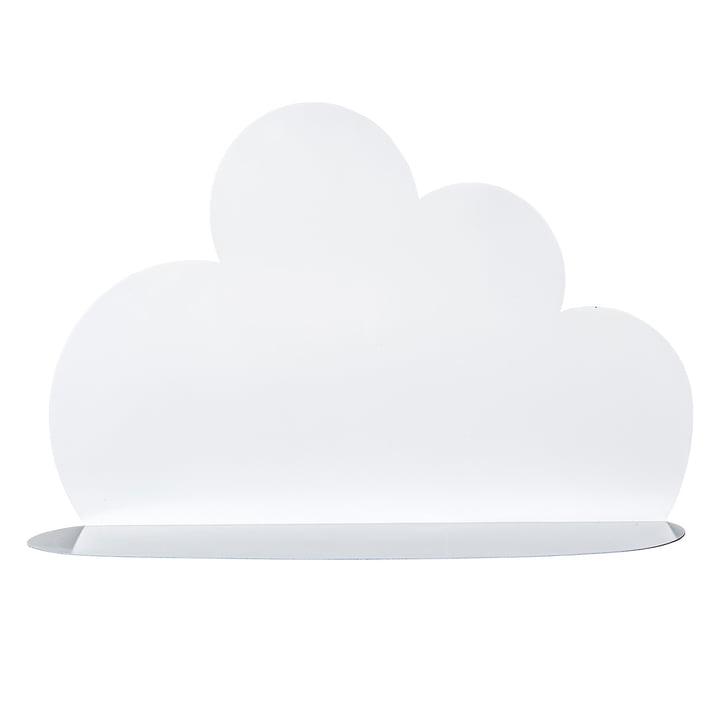 La Cloud Shelf de Bloomingville en grand modèle, blanc