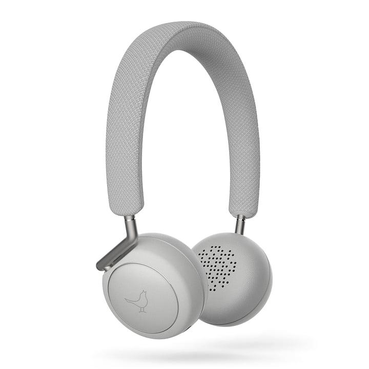 Libratone - Casque Q Adapt Wireless ANC On-Ear, Cloudy white
