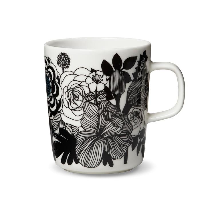 Le mug à anse Oiva Siirtolapuutarha de Marimekko, 250 ml