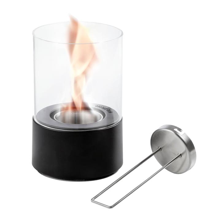 Lampe BioEthanol Bel par Morsø en noir