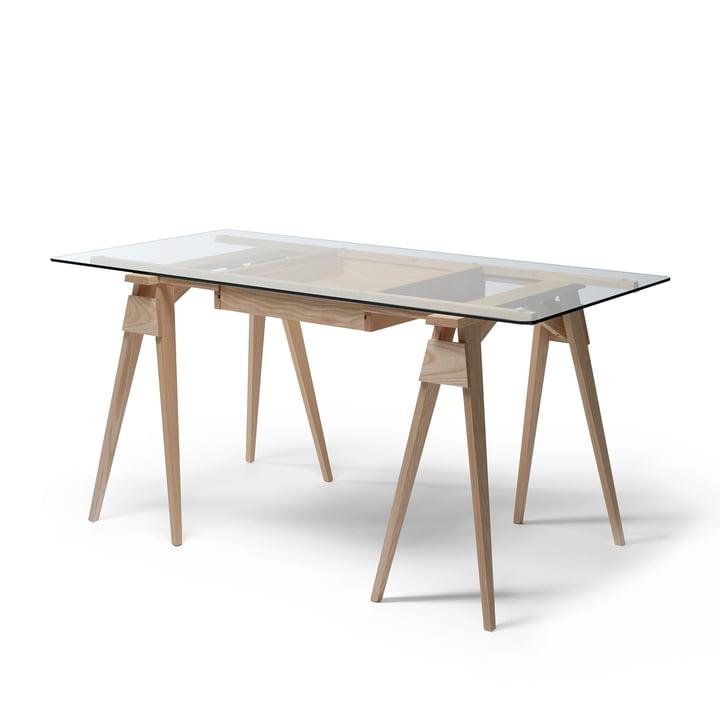 Design House Stockholm - Bureau Arco, chêne