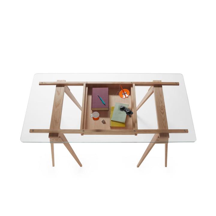 Design House Stockholm - Bureau Arco - chêne