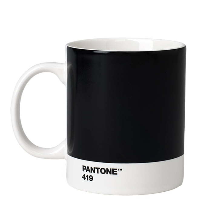Pantone Universe - Cup, black (419)