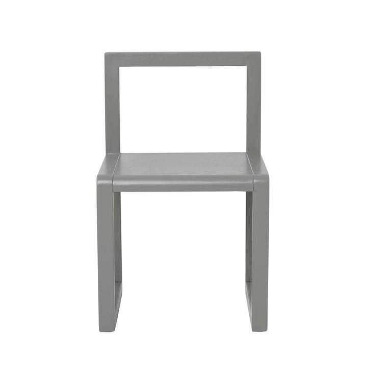Little Architect Chaise de ferm Living en gris