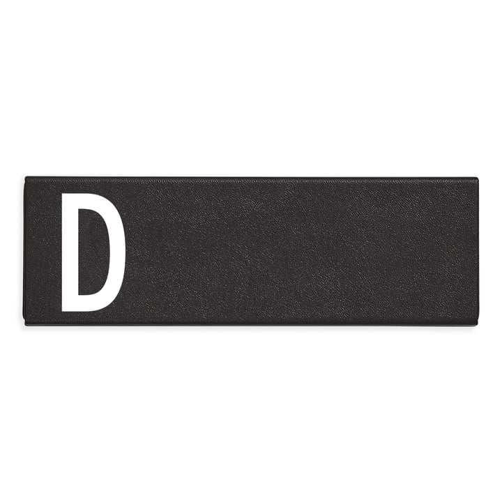 Pencil Case Personal D de Design Letters