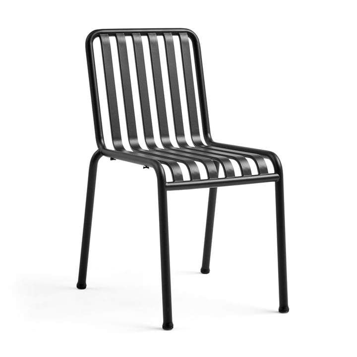 The Hay Palissade Chair in Anthracite