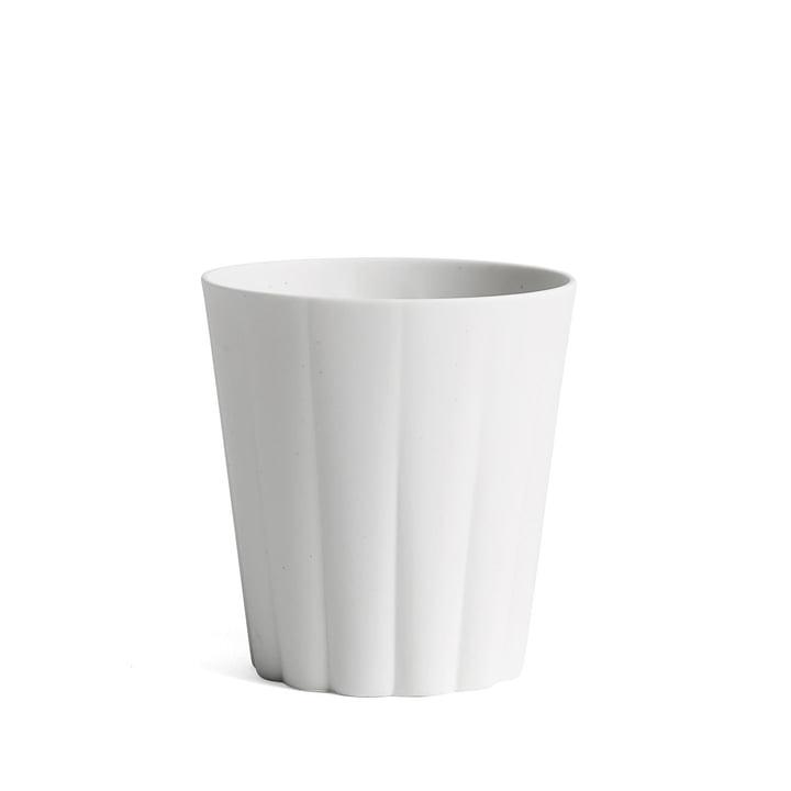 Hay - Tasse Iris ronde, blanc crème