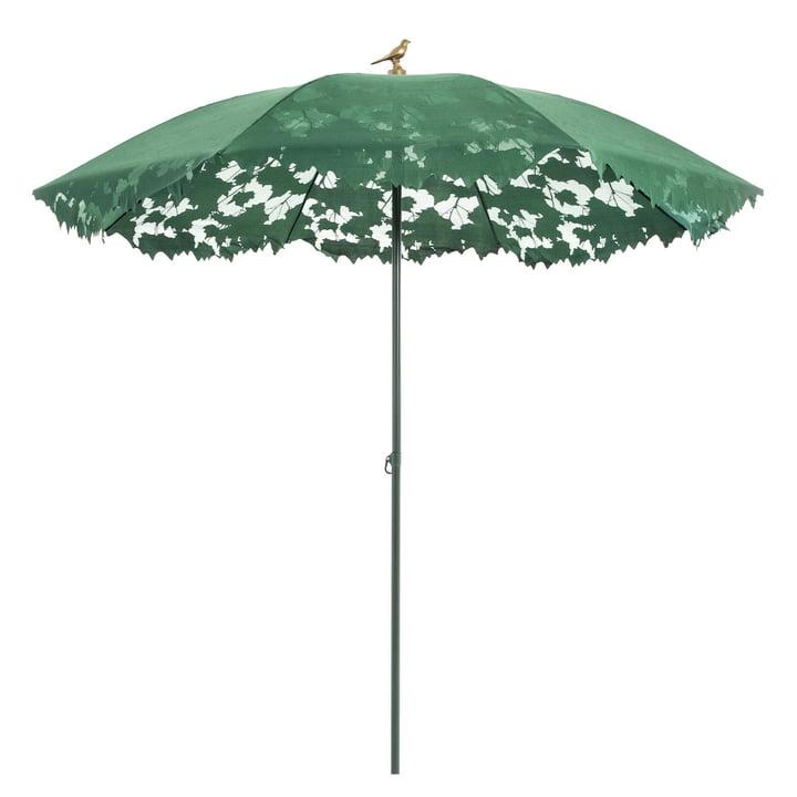 Droog Design - parasol Shadylace, vert