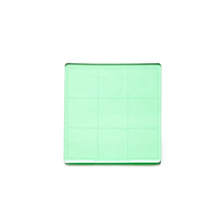 Rule of Thirds Finder d'Areaware en vert