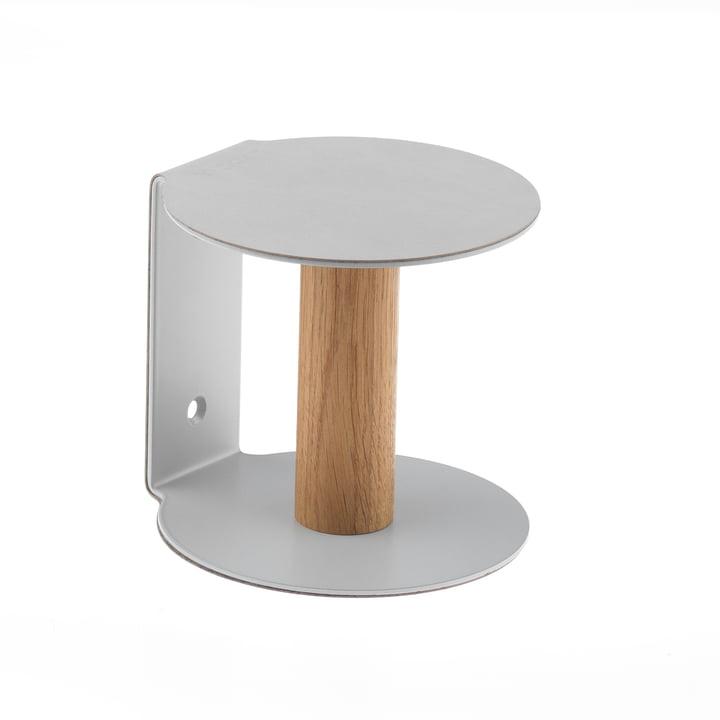 Toilettenpapierhalter par LindDNA dans Nupo Metallic / Steel Metallic